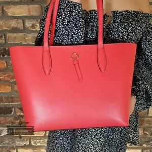 Adel Kate Spade Small Tote Stoplight NWT